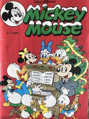 Mickey Mouse komikss