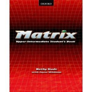 Matrix Upper-Intermediate SBk