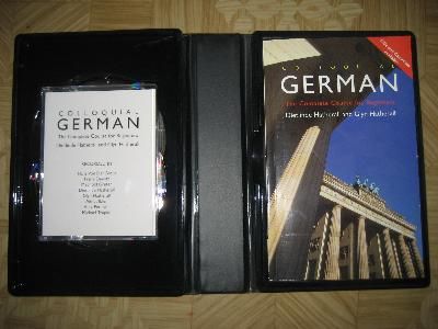 GERMAN, The Complete Course for Beginners