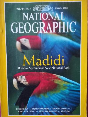 Natinal Geographic (03) 2000